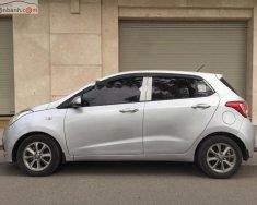 Cần bán lại xe Hyundai Grand i10 1.0MT đời 2015, màu bạc, xe còn mới và nguyên bản toàn bộ giá 282 triệu tại Hà Nội