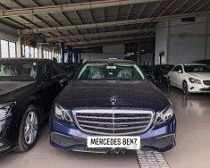Bán ô tô Mercedes E200 năm sản xuất 2018, màu xanh lam   giá 2 tỷ 80 tr tại Tp.HCM