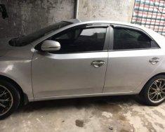 Cần bán lại xe Kia Forte đời 2011, màu bạc giá 305 triệu tại Hải Phòng