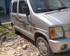 Cần bán gấp Suzuki Wagon R 2005, màu bạc giá 130 triệu tại Tp.HCM