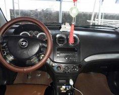 Cần bán Daewoo Gentra đời 2011, màu đen, nhập khẩu nguyên chiếc giá 205 triệu tại Hà Tĩnh