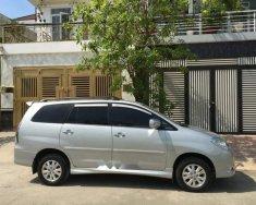 Cần bán lại xe Toyota Innova G 2010, màu bạc xe gia đình, giá 405tr giá 405 triệu tại Tp.HCM
