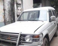 Bán ô tô Mitsubishi Pajero năm sản xuất 1995, màu bạc, nhập khẩu  giá 110 triệu tại Hà Nội