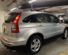 Bán Honda CR V 2.4AT đời 2010, màu bạc   giá 660 triệu tại Tp.HCM