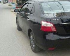Bán Toyota Vios E đời 2013, màu đen giá 350 triệu tại Hải Phòng