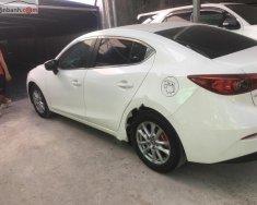 Cần bán lại xe Mazda 3 1.5 AT 2016, màu trắng, xe đẹp hoàn hảo giá 605 triệu tại Tp.HCM