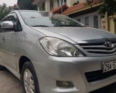 Cần bán xe Toyota Innova G đời 2010, màu bạc, 422 triệu giá 422 triệu tại Hà Nội