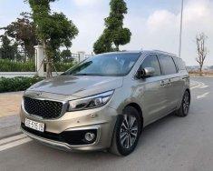 Bán xe Kia Sedona sản xuất năm 2017, màu bạc, nhập khẩu giá 1 tỷ 170 tr tại Hà Nội