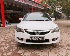 Cần bán xe Honda Civic 2.0AT Wise Edition 2010, màu trắng giá 455 triệu tại Hà Nội
