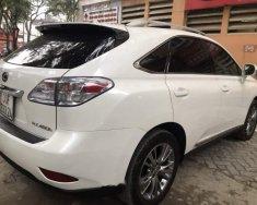 Bán ô tô Lexus RX 450h đời 2010, màu trắng, xe nhập giá 1 tỷ 685 tr tại Hà Nội
