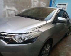 Bán Toyota Vios G, đời 2014, số tự động, màu bạc, chất lượng như mới đến 95% giá 480 triệu tại Tp.HCM
