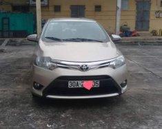 Chính chủ bán Toyota Vios 2014, màu vàng cát giá 392 triệu tại Hà Nội
