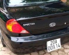 Cần bán lại xe Kia Spectra đời 2004, màu đen, nhập khẩu xe gia đình giá 117 triệu tại Bắc Giang