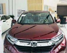 Bán Honda CR V đời 2018, màu đỏ, nhập từ Thái giá 1 tỷ 93 tr tại Tp.HCM