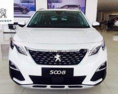 Cần bán Peugeot 5008 năm sản xuất 2019, màu trắng giá 1 tỷ 399 tr tại Tp.HCM