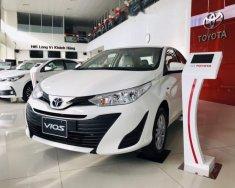Cần bán Toyota Vios sản xuất năm 2019, màu trắng, 509 triệu giá 509 triệu tại Tp.HCM