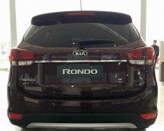 Bán xe Kia Rondo GMT sản xuất năm 2019, màu đỏ giá 605 triệu tại Bình Dương