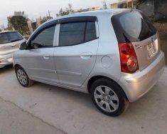 Cần bán Kia Morning đời 2011, màu bạc giá 167 triệu tại Nam Định