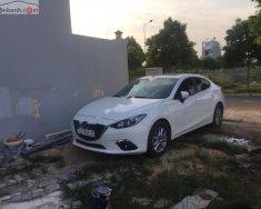 Mình cần bán xe Mazda 3 Sedan màu trắng, biển SG, đứng tên Cty để lấy chi phí giá 600 triệu tại Tp.HCM