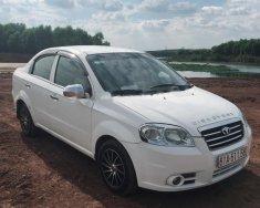 Bán xe Gentra SX 1.5 sản xuất năm 2008, số tay, máy xăng, màu trắng, đã đi 98000 km giá 165 triệu tại Bình Phước