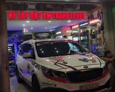 Bán lại xe Kia Sedona năm sản xuất 2016, màu trắng  giá 1 tỷ 150 tr tại Tp.HCM