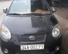 Bán Kia Morning năm sản xuất 2008, màu đen, nhập khẩu giá 215 triệu tại Phú Thọ