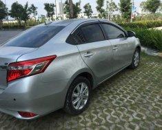 Chính chủ bán Toyota Vios G 2016, màu bạc giá 538 triệu tại Hà Nội