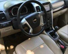 Cần bán Chevrolet Captiva sản xuất năm 2007, màu đen, máy êm giá 250 triệu tại Đà Nẵng
