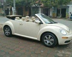 Bán xe Volkswagen New Beetle 2.5AT đời 2006, màu trắng, nhập khẩu chính chủ, giá chỉ 485 triệu giá 485 triệu tại Hà Nội