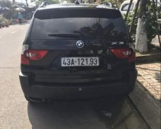 Bán BMW X3 sản xuất 2012, màu đen chính chủ, giá chỉ 390 triệu giá 390 triệu tại Đà Nẵng