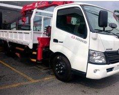 Bán xe tải Hino XZU720 - 3 tấn gắn cẩu giá 800 triệu tại Tp.HCM