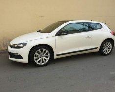 Bán Volkswagen Scirocco AT, màu trắng, Sx 2010 và đăng ký tháng 2011 giá 530 triệu tại Tp.HCM