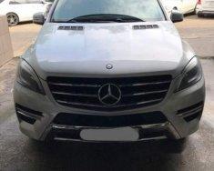 Cần bán xe SUV Mercedes- Benz ML 400 AMG - Xe nhập khẩu từ Mỹ - 5 chỗ - màu bạc, nội thất đen giá 2 tỷ 530 tr tại Tp.HCM