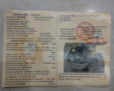 Cần bán xe Toyota Zace GL sản xuất năm 2002, số tay, máy xăng, màu xanh, nội thất màu ghi giá 168 triệu tại Hà Nội