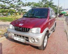 Cần bán lại xe Daihatsu Terios 4x4WD sản xuất 2003, màu đỏ, còn rất đẹp giá 192 triệu tại Tp.HCM