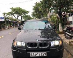 Bán BMW X3 đời 2005, màu đen, nhập khẩu giá 350 triệu tại Hà Nội