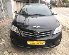 Bán xe Toyota Corolla Altis 1.8 G năm sản xuất 2011, màu đen, xe siêu tuyển giá 505 triệu tại Hà Nội