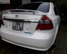 Bán Daewoo Gentra SX 1.5 MT đời 2008, màu trắng giá 170 triệu tại Hà Tĩnh