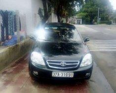 Cần bán xe Lifan 520 năm sản xuất 2009, màu đen, xe nhập  giá 90 triệu tại Kon Tum