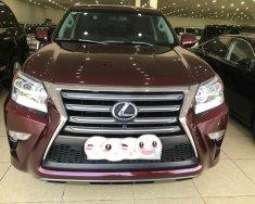 Bán Lexus GX460 màu mận, sản xuất và đăng ký 2015, biển Hà Nội, thuế sang tên 2%, giá tốt giá 4 tỷ 100 tr tại Hà Nội