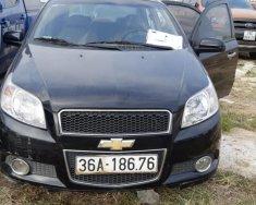 Cần bán Chevrolet Aveo 1.5 LT sản xuất 2016, màu đen giá 285 triệu tại Hà Nội