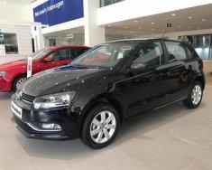 Cần bán xe Volkswagen Polo HB đen - Ưu đãi đặc biệt dịp khai trương giá 695 triệu tại Tp.HCM