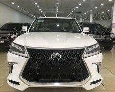 Bán Lexus LX570 Super Sport, màu trắng, nội thất kem, xe giao ngay. LH: 0906223838 giá 7 tỷ 600 tr tại Hà Nội
