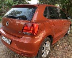 Cần bán lại xe Volkswagen Polo đời 2015, màu đỏ giá cạnh tranh giá 520 triệu tại Tp.HCM