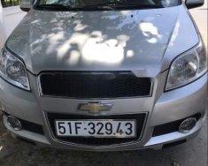 Bán Chevrolet Aveo đời 2015, màu bạc, nhập khẩu nguyên chiếc số sàn giá 265 triệu tại Tp.HCM
