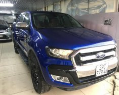 Cần bán Ford Ranger 2.2L XLT 4x4 MT năm 2016, màu xanh lam, nhập khẩu giá cạnh tranh giá 645 triệu tại Hà Nội