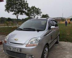 Cần bán xe Chevrolet Spark LT 0.8 MT 2011, màu bạc, số sàn giá 135 triệu tại Hà Nội