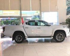 Bán xe Mitsubishi Triton sản xuất 2019, màu trắng, nhập khẩu, giá tốt giá 730 triệu tại Tp.HCM