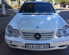 Bán Mercedes đời 2004, màu trắng, nhập khẩu nguyên chiếc giá 169 triệu tại Tp.HCM