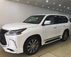 Bán Lexus LX570 màu trắng, nhập Mỹ, model và đăng ký 2016, full option, xe đẹp, biển Hà Nội. LH: 0906223838 giá 6 tỷ 950 tr tại Hà Nội